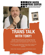 Trans Talk with Tony Ferrailo