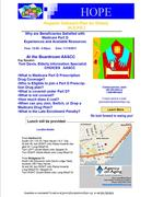 HOPE Meeting    Medicare 101 / Understanding the Part D plan finder
