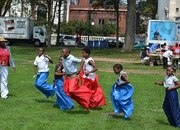 New Haven Healthy Start's 3rd Annual Family Fun & Fitness Day