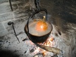 Open Hearth Cooking Class and Dinner at Nathan Hale Homestead