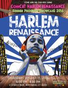 Harlem Renaissance Summer Showcase