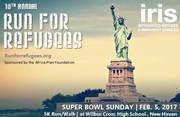 IRIS's 10th Annual Run for Refugees