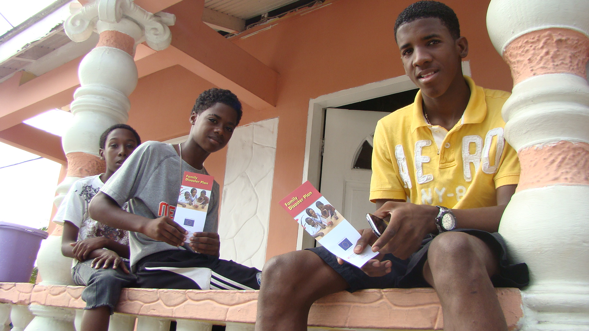 TT Red Cross - ODOE 2011 - DipECHO 8 Community Visit 3