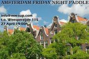 Friday Night SUP Amsterdam