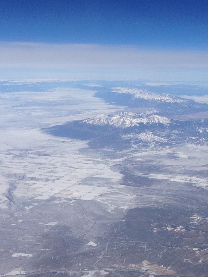 The Rockies- Aerial Shots