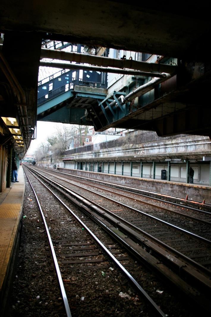 New York City- Subway