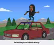 my ghostride pic