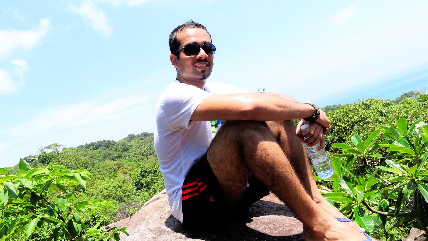 Viewpoint, Koh Phi Phi, Thailand