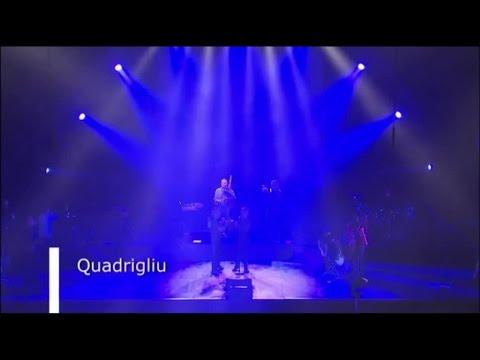 "I Muvrini - Quadrigliu (Extrait du DVD ""Imaginà Live !"" au Silo à Marseille en 2013)"