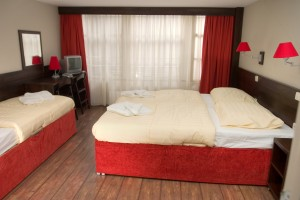 3* HOTEL ROOM - GOLD PACKAGE