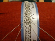 Coif Lace working