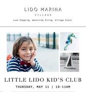 """Little Lido"" Kids Club at Lido Village Books"