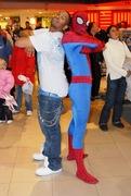Gangsta J.r. and Gangsta Spiderman