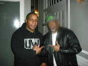 Vin Rock from Naughty By Nature & Khalil Amani
