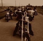 SKARD rock band - True Biker Rock  ADY AND RIDING CREW Harley-Davidson Harley Guitar riding club SKARD rock band custom guitar fender drums drummer music rock music