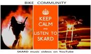 SKARD rock band ~ SKARD music videos on YouTube ~
