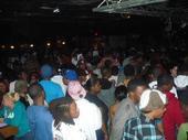 dj big rocking the crowd