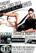 Little Black Dress Party DJ Diesel &DJ Chub