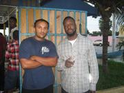 Mega Therium and Wyclef in MIA!