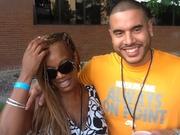 ME AND RICKY PADILLA ..HOT DJ IN ORLANDO