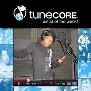 YOUNG LYE  IS ''TUNECORE'' ARTIST OF THE WEEK 10-24-12