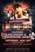 Lil Herb Live in Portland, OR
