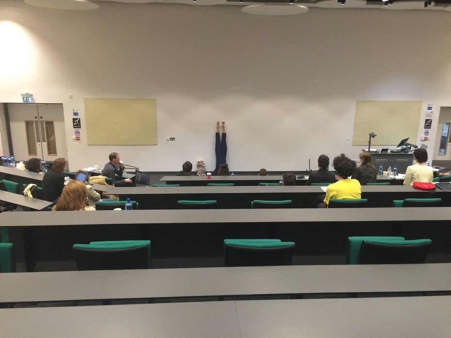 Maliciously Missing - lecture performance