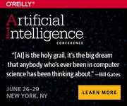 O'Reilly Artificial Intelligence Conference NYC