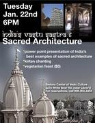 India's Sacred Architecture and Vastu Sastra