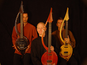 Electric Harp Guitar Group - EHGG at OTCA