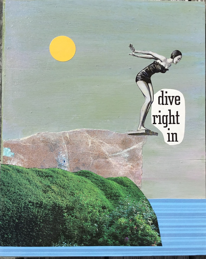 Dive right in