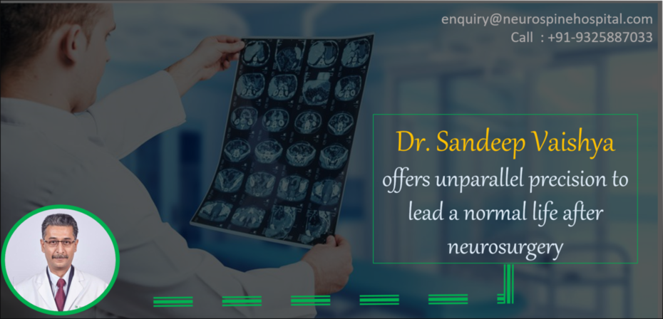 Dr Sandeep Vaishya , gamma knife surgeon