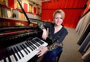 Vicky Yannoula, Pavilion piano back stage2