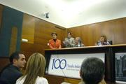 Entrega premio AFA 2010 a Adela Cortina (2)