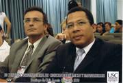 Escuchando a otros conferenciantes (Colombia, 2009)