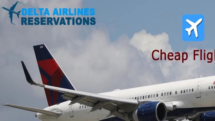 Book a Flight on Delta Airlines Reservations