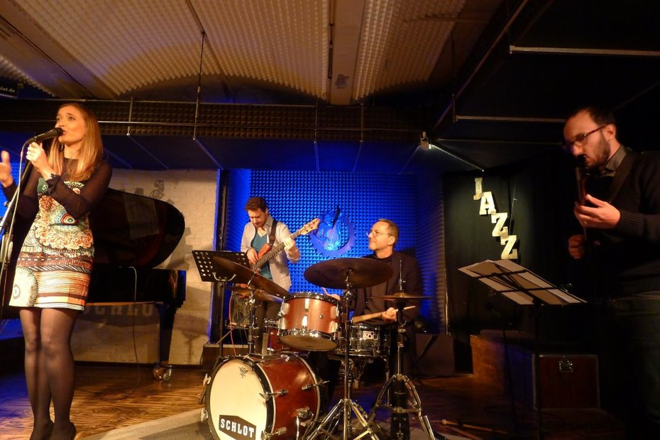 Live @ 5th Italian Jazz Festival in Berlin