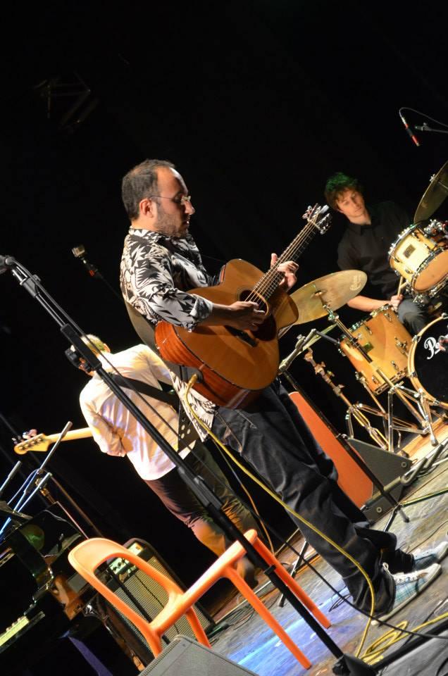 Filippo Cosentino trio @ TDL Jazz Festival