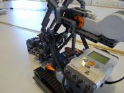 Robot de la 2º competencia virtual