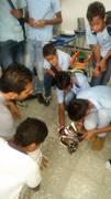 Alumnos Robotica