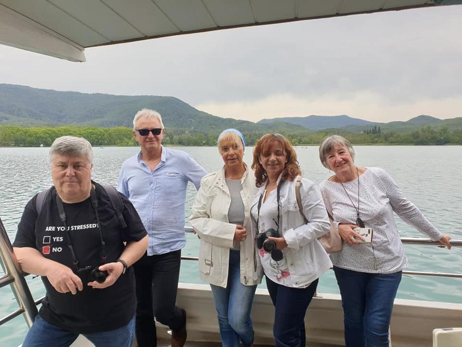 L'ESTANY DE BANYOLES 9 JUNY 2019