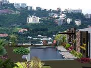 Jardín en Caracas
