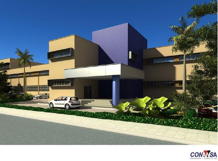 Main Hospital / Viana, Angola