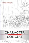 Character Concert Book Cover