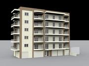 6-storey building preliminary render