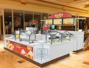 Kiosk Galleria