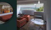 Interior apartamento terrazas del Avila