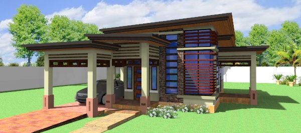 ZinDesign 1Storey Res.Bldg.