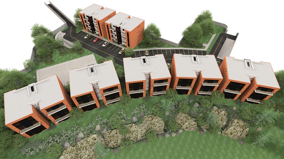 Apartments option 1