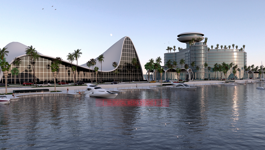 Syria resort development -still on hold